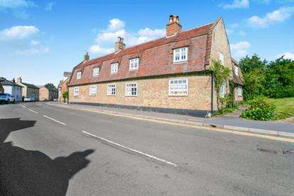 4 Bedrooms Detached House for sale in Sutton, Ely, Cambridgeshire