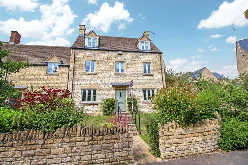 5 Bedrooms End Of Terrace House for sale in Trotman Walk, Cirencester, GL7