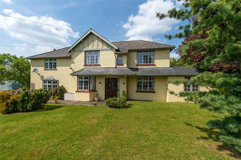 4 Bedrooms Detached House for sale in Newland Lane, Newland, Droitwich, Worcestershire, WR9