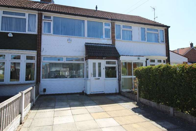 3 Bedrooms Semi Detached House for rent in Birch Close, L31