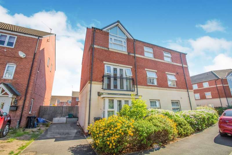 2 Bedrooms Apartment Flat for sale in Argosy Way, Newport