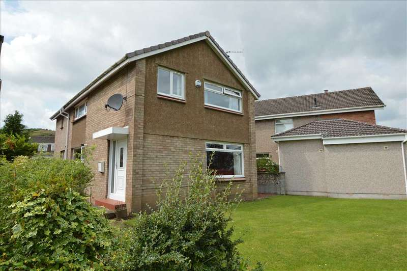 3 Bedrooms Detached House for sale in Lady Mary Walk, Hamilton
