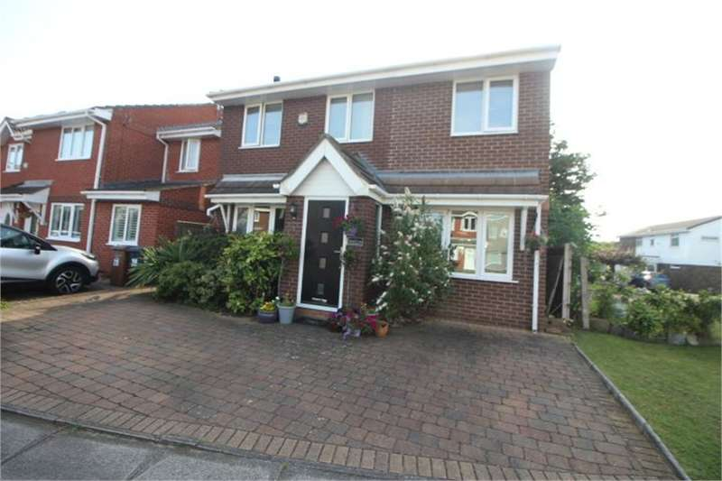 3 Bedrooms Detached House for sale in Thornbeck Avenue, HIGHTOWN, Liverpool