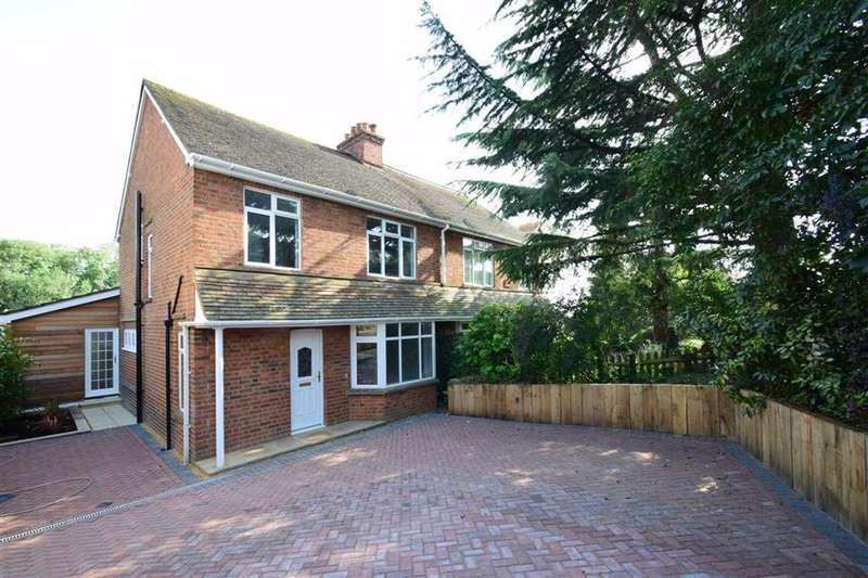 5 Bedrooms Semi Detached House for sale in Lower Henley Road, Caversham, Reading