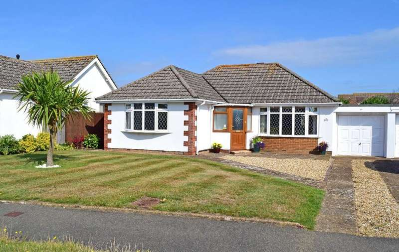 3 Bedrooms Detached Bungalow for sale in Walls Road, Bembridge, Isle of Wight, PO35 5RA