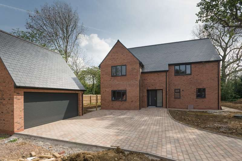 4 Bedrooms Detached House for sale in Plot 4 The Rookery, Lower Quinton