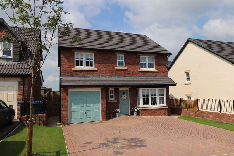 4 Bedrooms Detached House for sale in St Andrews Close, Thursby, Carlisle, CA5