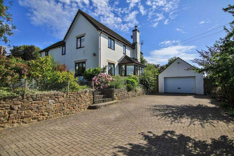 4 Bedrooms Detached House for sale in Yorkley Wood, Yorkley, Lydney