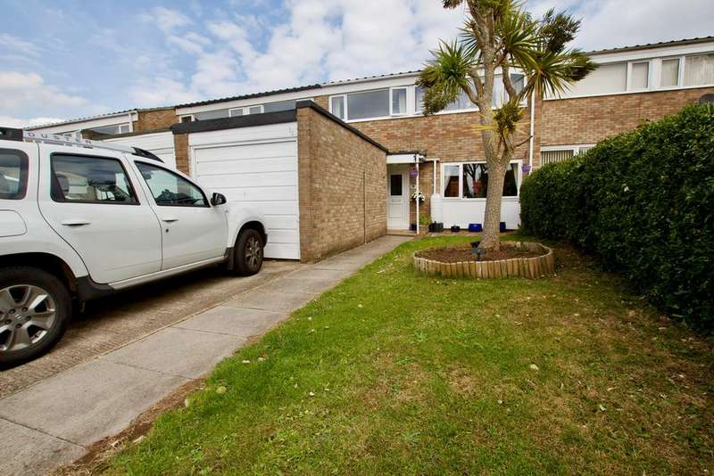 3 Bedrooms Terraced House for sale in Cas Troggi, Caldicot, NP26