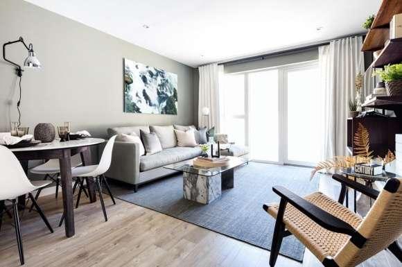 2 Bedrooms Apartment Flat for sale in Worsley Bridge Road, London