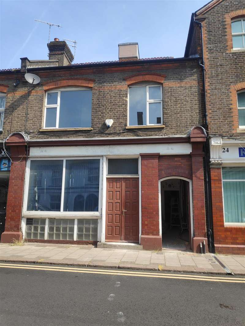 Commercial Property for sale in Guildford Street, Luton, Luton