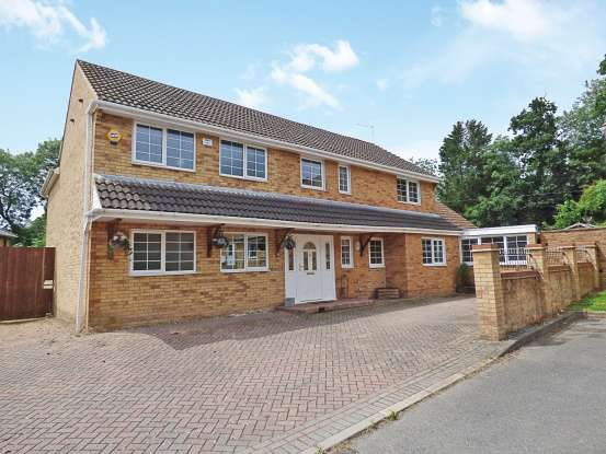 5 Bedrooms Detached House for sale in Home Close, Corby, Northamptonshire, NN18 8HP