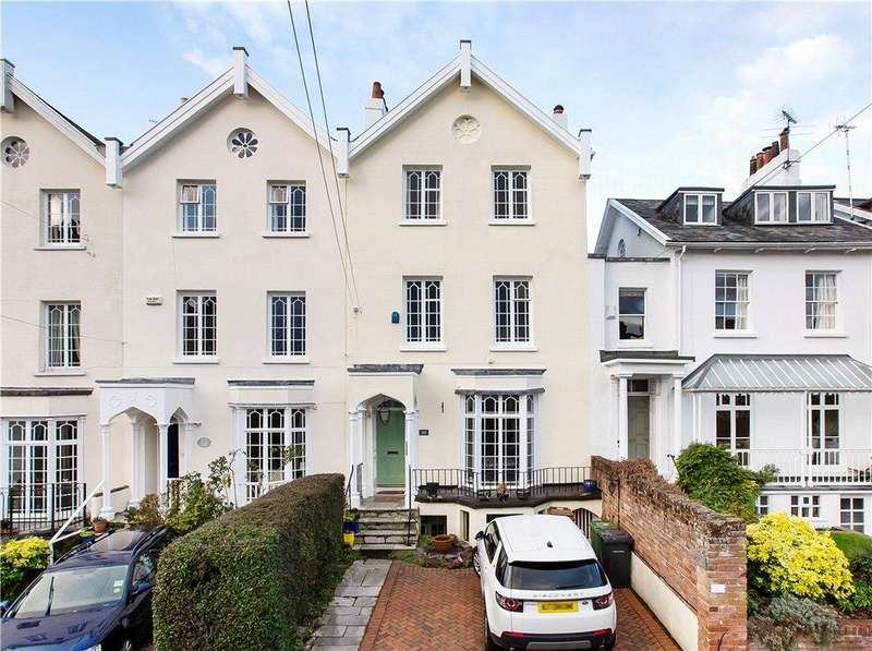 5 Bedrooms House for sale in Wonford Road, Exeter, Devon, EX2