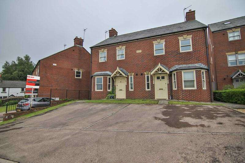 4 Bedrooms Semi Detached House for sale in Lords Gate, Coleford