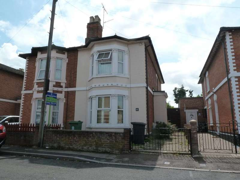 3 Bedrooms Semi Detached House for sale in Howard Street, Tredworth, Gloucester, GL1
