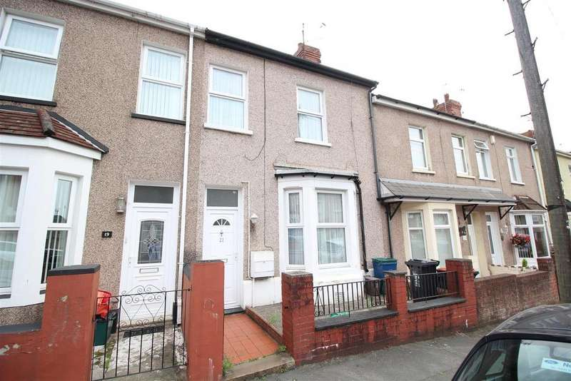 3 Bedrooms Terraced House for sale in Carisbrooke Road, Newport