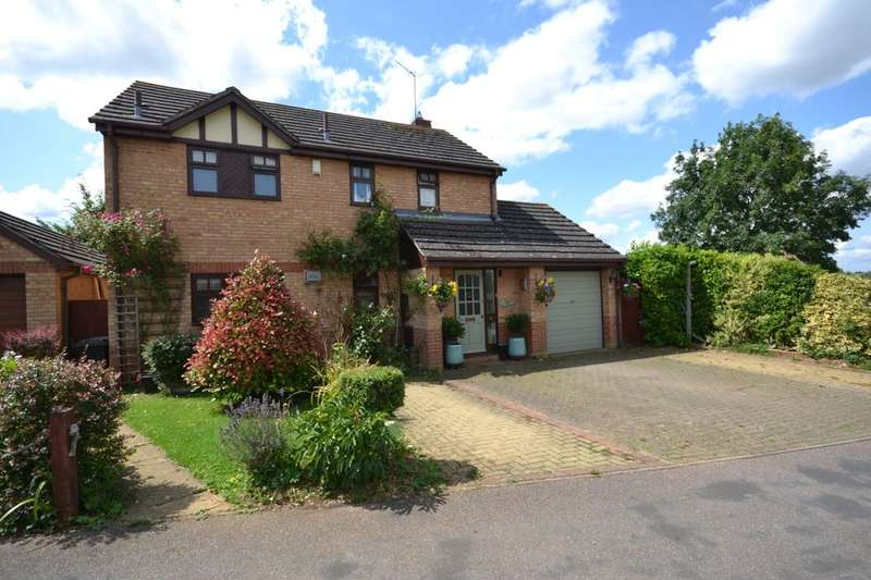 4 Bedrooms Detached House for sale in Juniper Close, Towcester, NN12