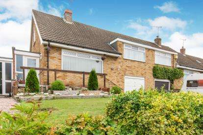 3 Bedrooms Semi Detached House for sale in The Dingle, Haslington, Crewe, Cheshire