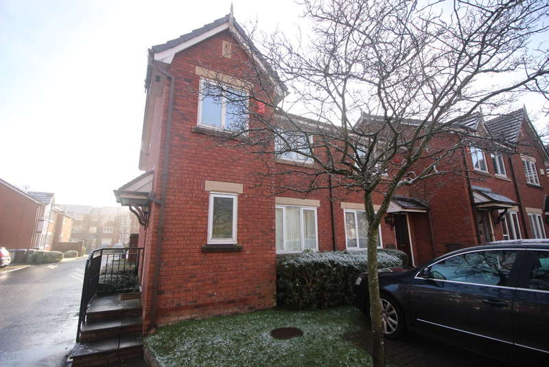 3 Bedrooms Mews House for sale in Beamont Drive, Preston