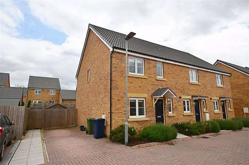 3 Bedrooms End Of Terrace House for sale in Cotton Lane, Brockworth