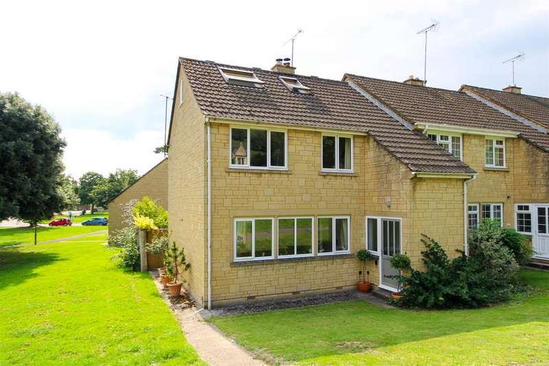 3 Bedrooms End Of Terrace House for sale in Parklands, Wotton Under Edge, GL12 7LT