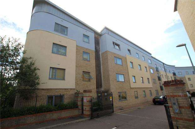 1 Bedroom Apartment Flat for sale in Forum Court, Bury St. Edmunds, Suffolk
