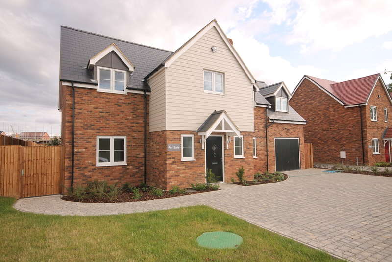 5 Bedrooms Detached House for sale in Plot 3 'Turveys Field', Mill Lane, Houghton Conquest, MK45