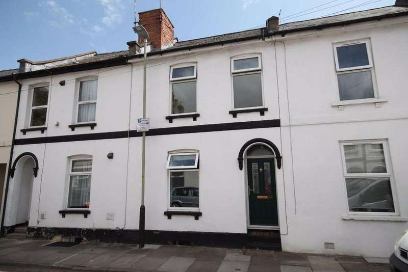 2 Bedrooms Terraced House for sale in Granville Street, Near University, Cheltenham, GL50