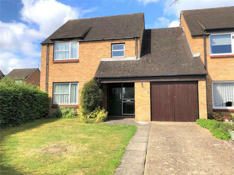 4 Bedrooms Detached House for sale in Ladymask Close, Calcot, Reading, RG31