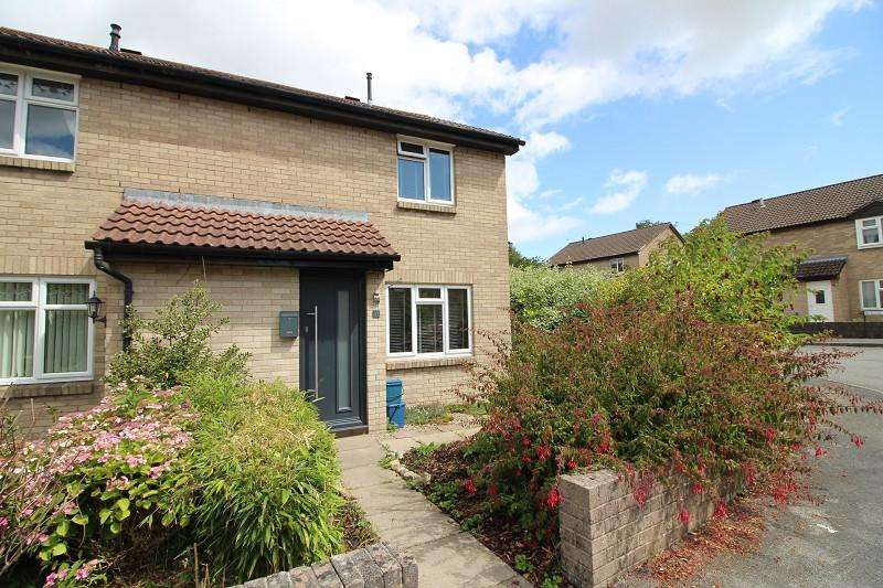 3 Bedrooms Semi Detached House for sale in Meadow Rise, Undy