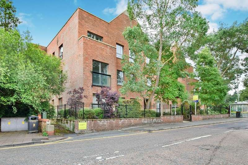 2 Bedrooms Flat for sale in Bank Place Apartments Green Lane, Wilmslow, SK9