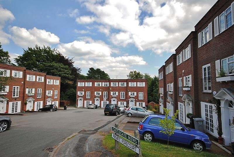 4 Bedrooms Terraced House for rent in Castlegate Mews, Prestbury