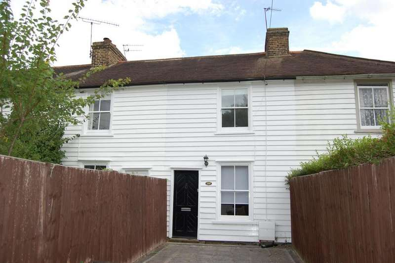 2 Bedrooms Cottage House for sale in Manor Road, Chigwell, IG7