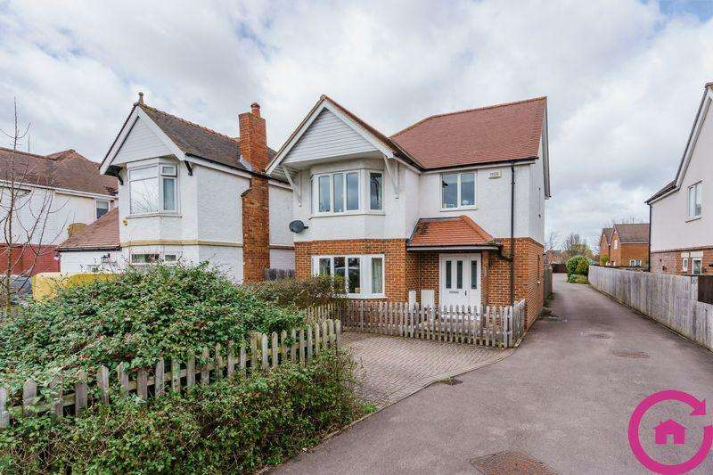 4 Bedrooms Detached House for sale in Cheltenham Road, Gloucester
