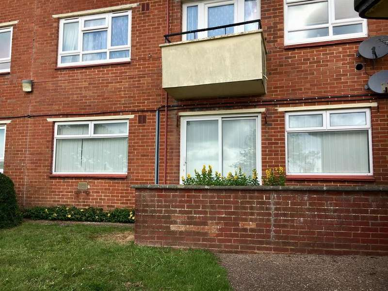 2 Bedrooms Apartment Flat for sale in Joyce Close, Newport