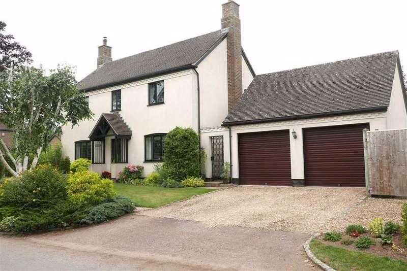 5 Bedrooms Detached House for sale in Friday Street, Arlingham, GL2