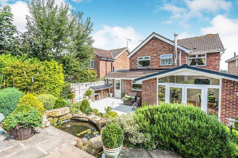 4 Bedrooms Detached House for sale in Mill Gate, Ackworth, Pontefract, West Yorkshire, WF7