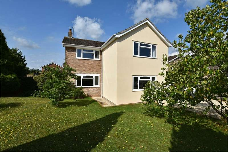 4 Bedrooms Detached House for sale in The Bramleys, Nailsea, Bristol, North Somerset