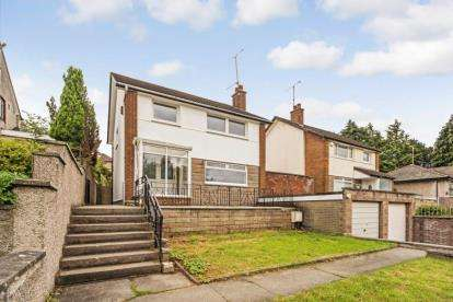 3 Bedrooms Detached House for sale in Glenduffhill Road, Garrowhill, Glasgow