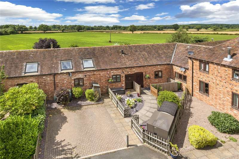 2 Bedrooms Barn Conversion Character Property for sale in Sycamore Cottage, 4 Beighterton Farm Barns, Weston-under-Lizard, Shifnal, Staffordshire, TF11