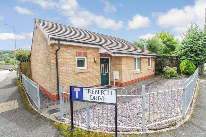 2 Bedrooms Bungalow for sale in Treberth Avenue, Newport, NP19