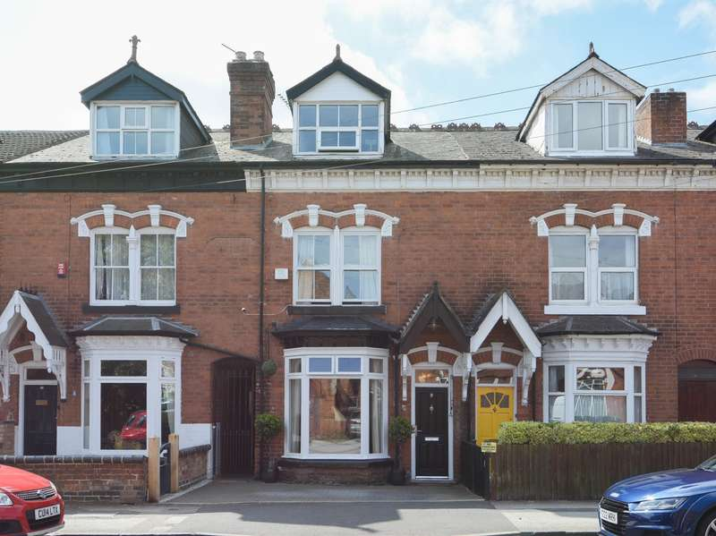 3 Bedrooms Terraced House for sale in St Marys Road, Bearwood, B67