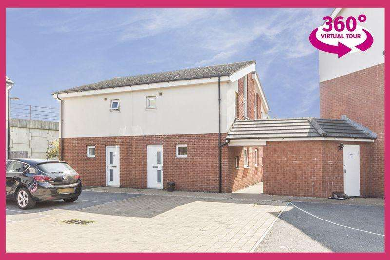 1 Bedroom Maisonette Flat for sale in Ariel Reach, Newport - REF# 00007448 - View 360 Tour at