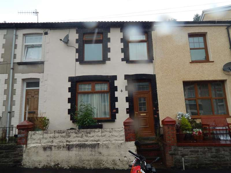 3 Bedrooms Terraced House for sale in Woodland Road, Ferndale