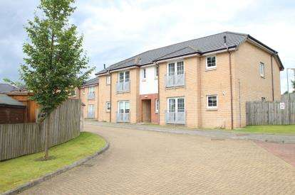 2 Bedrooms Flat for sale in Kildare Place, Newmains