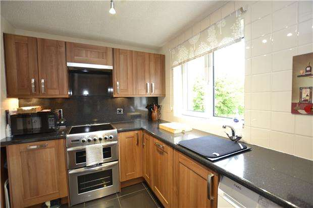 2 Bedrooms Flat for sale in Severn Grange, Ison Hill Road, BRISTOL, BS10 7QA
