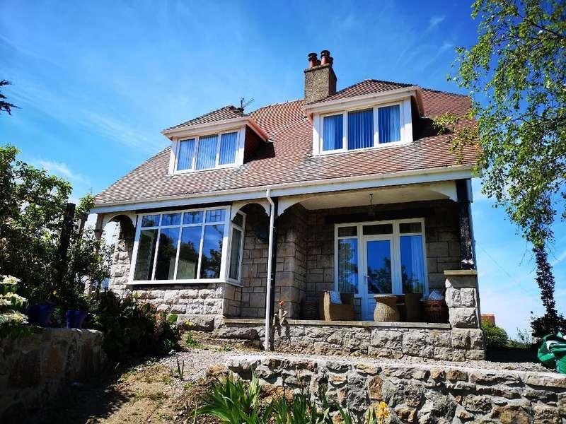 4 Bedrooms Detached House for sale in Tan Y Bryn Road, Rhos On Sea, Colwyn Bay, LL28 4TU