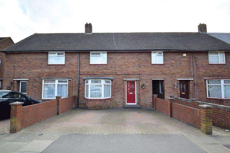 3 Bedrooms Terraced House for sale in Whipperley Way, Luton
