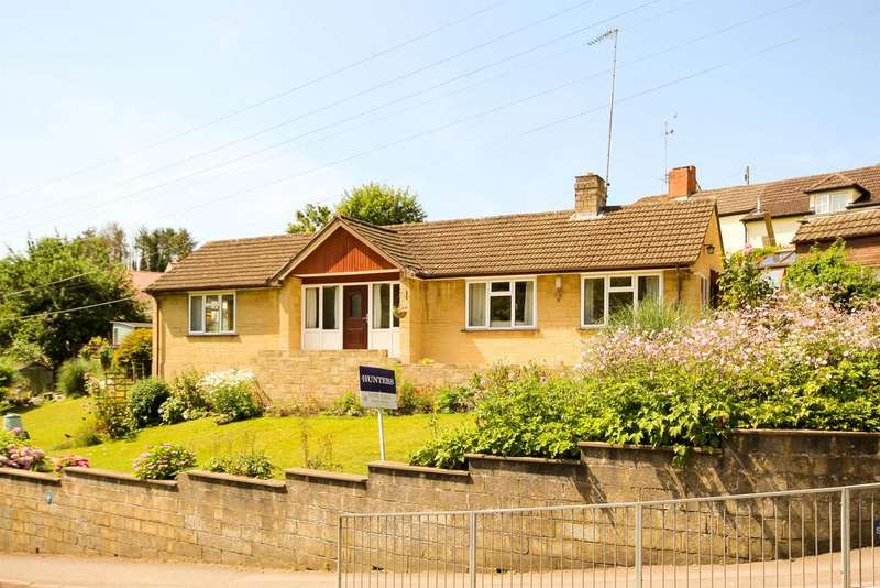 3 Bedrooms Detached Bungalow for sale in Ludgate Hill, Wotton Under Edge