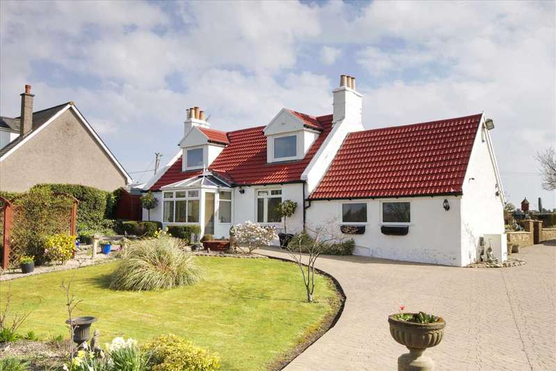 4 Bedrooms Detached House for sale in Avenuehead Cottage, Auchenbowie, Stirling